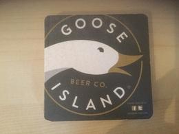 Bierkaart Brouwerij Brewery Goose Island - Beer Mats