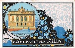 Souvenir De Lille - Lille