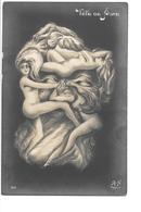TETES TROMPEUSES - TETE DE PIPE - N°22 - A-N - Desnudos Adultos (< 1960)