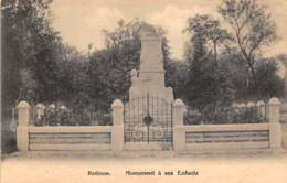 Retinne - Monument à Ses Enfants - Fléron