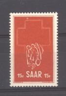 Sarre  :  Yv  305  ** - 1947-56 Gealieerde Bezetting