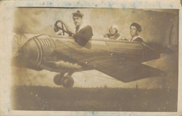 J30 - MILITARIA - Marine Française - Les Matelots Font De L'avion - Regiments