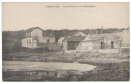 GUYOTVILLE - LES CABANONS DE LA MADRAGUE- ALGERIE - Other Cities