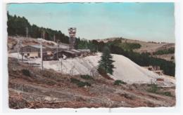 SAINT PRIEST LAPRUGNE - Mine D'Uranium (carte Photo - France