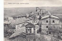A1146- Fabro Terni - Panorama Dall'alto - F.g. Opaca - Non Viaggiata - Terni