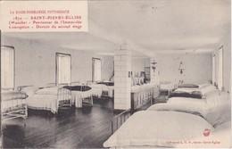 SAINT-PIERRE-EGLISE - Pensionnat De L'Immaculée Conception - Dortoir Du Second étage - Saint Pierre Eglise