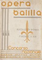 10-Fascismo-Sport-Opera Balilla Anno XIII-pag.19 Coprese 3 Apppendici - Unclassified