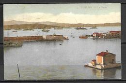 TOULON     -   1945 .  La  Rade. - Toulon