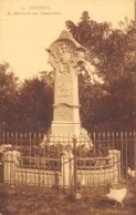 Conjoux - Le Monument Aux Combattants - Ed. Paquier (Flawinne) - Ciney