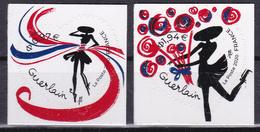 FRANCE 2020 Coeur Saint Valentin Guerlain Adhesifs MNH ** Luxe - KlebeBriefmarken
