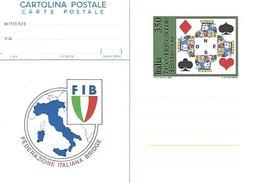Italy - PAP - International Bridge Tournament - Rome 1983 - Giochi