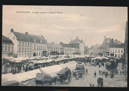 WAREGEM  GROOTE MARKT - Waregem