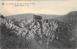 Le Chemin De Fer De La Grotte De Han - Premiers Rochers De Faule - Rochefort