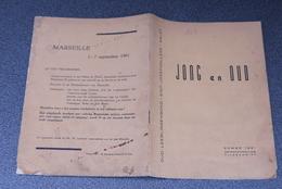 Aalst 1961 Jong En Oud Tijdschrift St Jozefcollege - Plakate