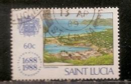 SAINT LUCIE OBLITERE - St.Lucie (1979-...)