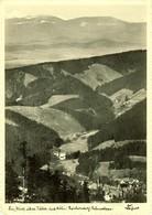 """SCHLESIEN Slask 1936 Görbersdorf = Sokolowski -Mieroszow """" Ansicht Mit Schneekoppe """" Frankiert.Bedarf > Hillesheim Eifel - Schlesien"""