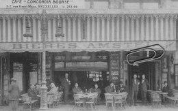"""Bruxelles, Café """"Concordia Bourse"""" - Pubs, Hotels, Restaurants"""