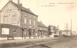 Bertrix Intérieur De La Gare - Bertrix