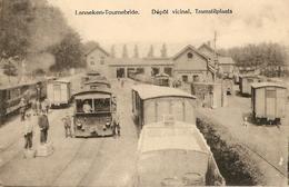 Lanaeken-Tournebride Dépôt Vicinal (tram à Vapeur) - Lanaken