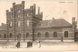 Lessines La Gare - Lessen