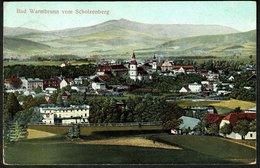 SCHLESIEN Slask 1901 Bad Warmbrunn = Cieplice-Zdroj Bei Hirschberg = Jelenia Gora Frankierter Bedarf > Finsterwalde - Schlesien