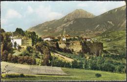 CP Embrun, Vue Générale, Au Fond à Gauche, Pic Du Clocher à Droite, Mont Orel. - Embrun
