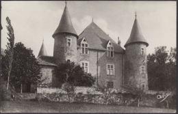 CP Les Crottes, Chateau De Picontal. - Sonstige Gemeinden