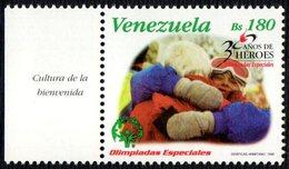 HANDISPORT - VENEZUELA 1998 - 30th ANNIVERSARY OF FIRST SPECIAL OLYMPICS - MINT - Handisport