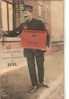 Hal  Carte à Systhème - Halle