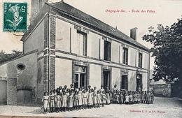 10 - ORIGNY-le-SEC - École Des Filles - Autres Communes