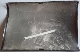 1918 Tavannes Le Fort Fortification Bombardements Sur Installations Allemandes Tranchée Poilu Ww1 Photo Aérienne - War, Military