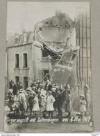 Fliegerangriff Auf Differdingen 1917 - Cartes Postales