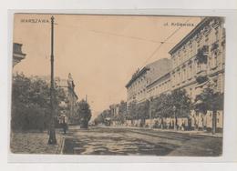 POLAND WARSZAWA  Postcard - Pologne