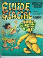 FLUIDE GLACIAL  BD N°10 NOUNOURS GOTLIB TB - Fluide Glacial