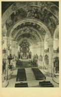 """SCHLESIEN Slask 1932 Grüssau = Krzeszow """" Inneres Marienkirche """" - Schlesien"""