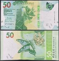 Hong Kong - 50 Dollars 2020 BOC UNC Lemberg-Zp - Hong Kong