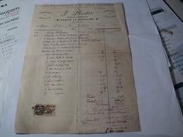 DEVIS J. LHOSTIS. 1926. EVREUX LA MADELEINE 32 ROUTE D ORLEANS. EURE COUVERTURES EN TOUS GENRES. ARDOISES. TUILES ET ZI - 1900 – 1949