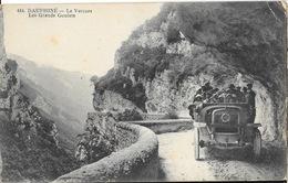 Dauphiné - Le Vercors - Les Grands Goulets - Autocar De Tourisme - Edition P. Gaude, Carte N° 484 - Rhône-Alpes