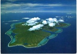 CPSM DE MOOREA  (POLYNESIE FRANCAISE)  L'ILE-SOEUR DE TAHITI - Polynésie Française