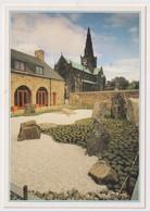 SCOTLAND  - AK 372542 Glasgow -  St. Mungo's Museum And Glasgow Cathedral - Lanarkshire / Glasgow