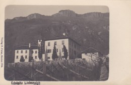 4811210Edelsitz Liebeneich, (Verlag B. Peter, Meran 1904.) - Italia