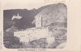 4811218Vintschgau, Schloss Fürstenburg. (Verlag B. Peter, Meran 1904.)(sehe Kanten) - Bolzano