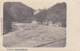 4811219Schloss Sigmunskron. (Verlag B. Peter, Meran 1904.) - Bolzano (Bozen)