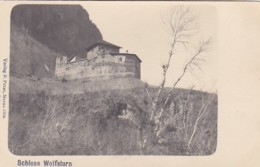 4811220Schloss Wolfsturn. (Verlag B. Peter, Meran 1904.) - Bolzano