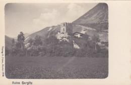 4811221Ruine Gargitz. (Verlag B. Peter, Meran 1904.) - Bolzano (Bozen)