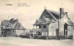 La Panne - Villa L' Enclos - Villa Alb. Dumont - De Panne