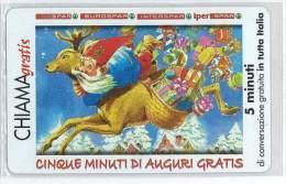 CHIAMAGRATIS NUOVA DT 838 DESPAR  AUGURI - Italië