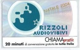 CHIAMAGRATIS NUOVA DT 1088 RIZZOLI NATALE 2004 - Italië