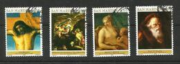 Saint-Marin N°2125 à 2128 - San Marino