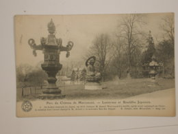 Mariemont : Lanternes Et Bouddha - Morlanwelz